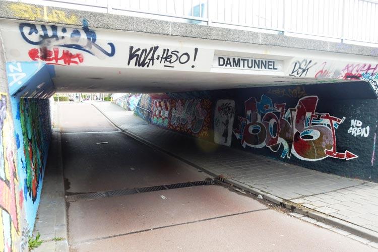 leiden-damtunnel