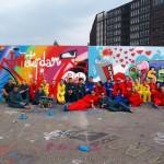 De  Amsterdam Graffiti Experience.