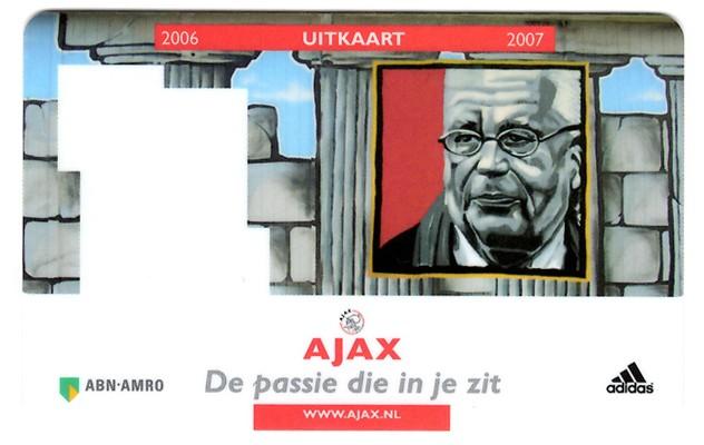 Ajax ticket 2006 / 2007