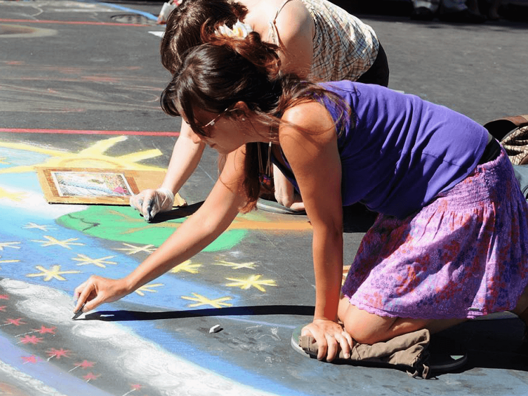 streetpainting