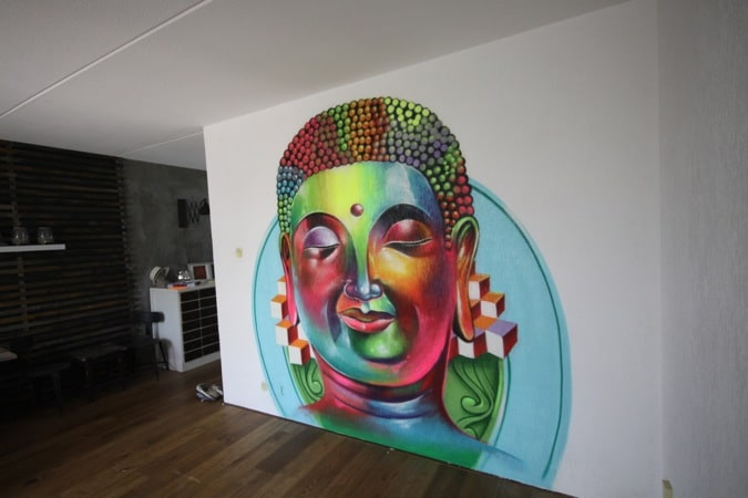 Fluor Budha