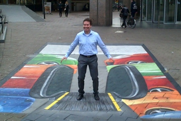 Streetpainting Allianz