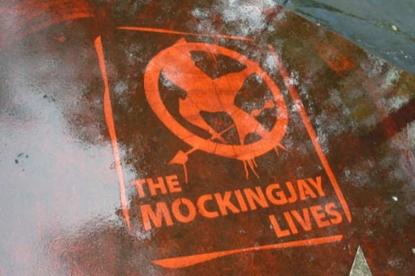The Mockingjay Lives