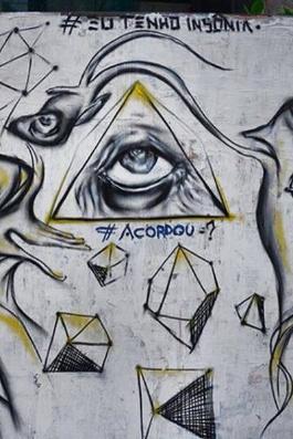 Graffiti als politiek statement