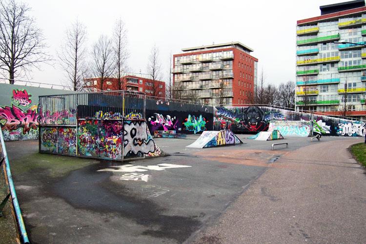Graffiti Heerhugowaard