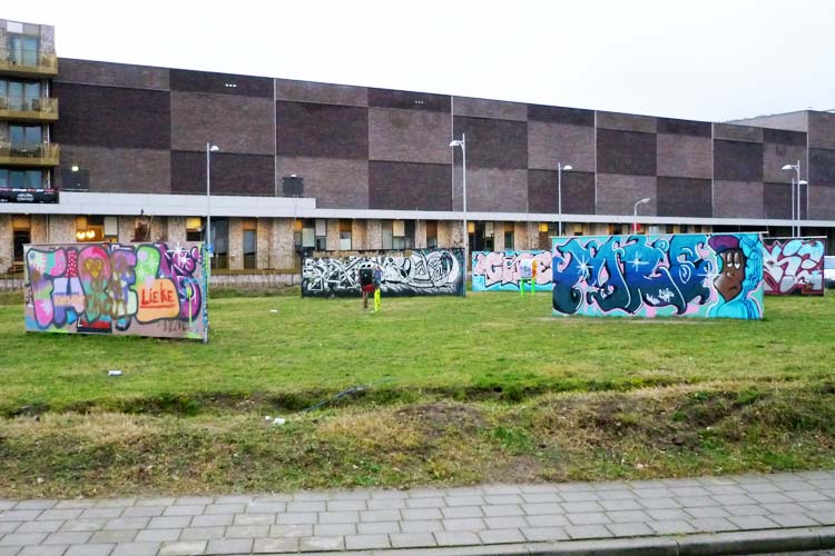 Graffiti Amersfoort