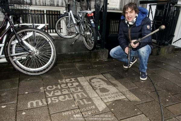 Graffiti Frank Lammers Michiel de Ruyter film