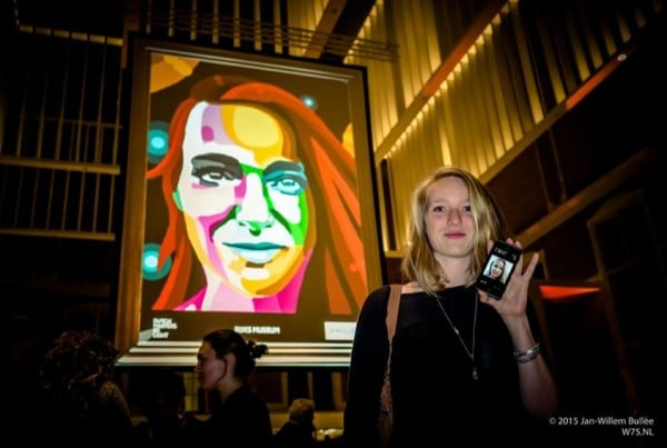 Light-painting Rijksmuseum