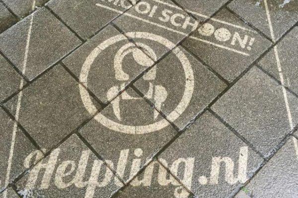 Aider à inverser la campagne de graffiti