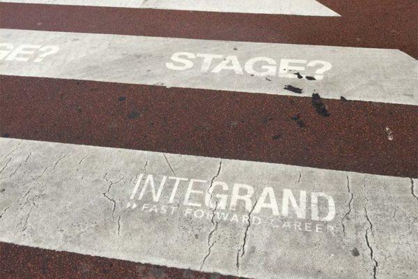 Integrand reverse graffiti