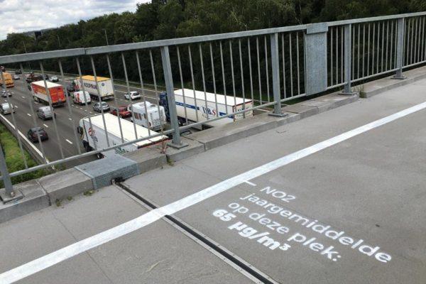 Vlaamse overheid grondschildering