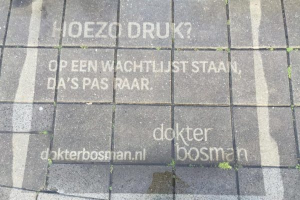 Doktor Bosman cleanvertising