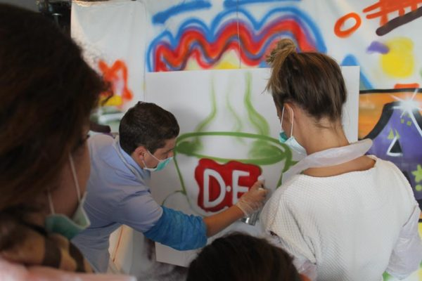 Jacobs DER Graffiti-Workshop