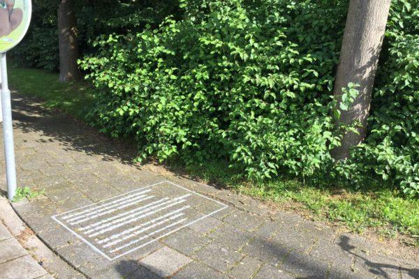 IJsselstein krijt uitingen campagne