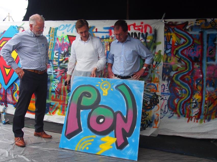 Pon workshop graffiti spuiten