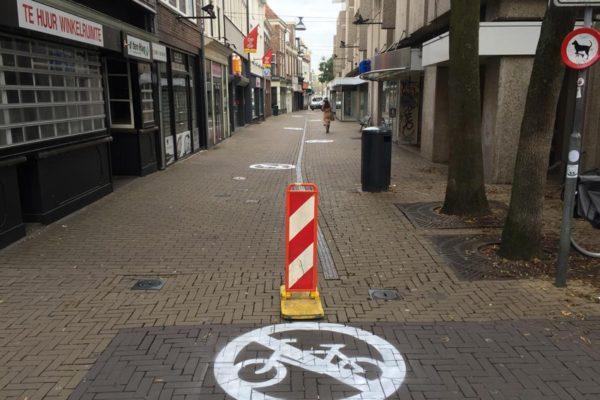 Municipalité de Zwolle expressions à la craie