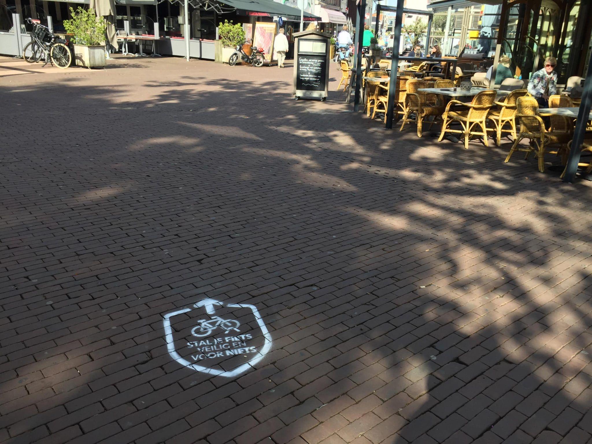 Gemeente Zaandam krijt uitingen