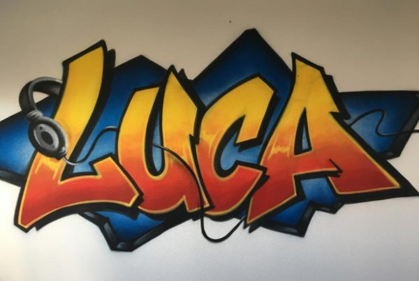 Luca wall painting