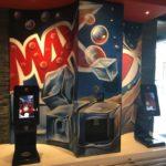Schildering voor Pepsi