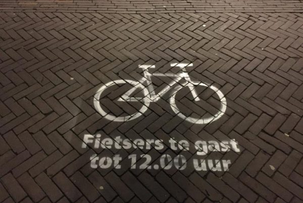 Street advertising Municipality of Doetinchem