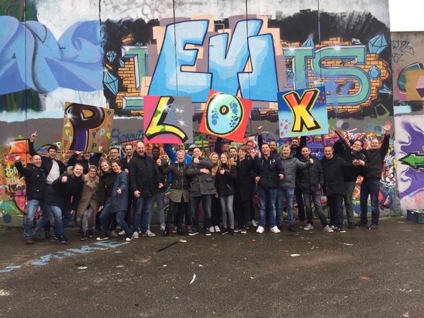 Graffitiworkshop Nijmegen