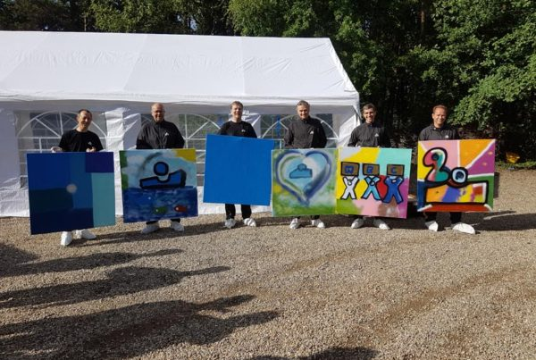 Taller de graffiti con spray KBC