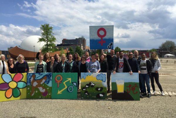 Graffitiworkshop Groningen