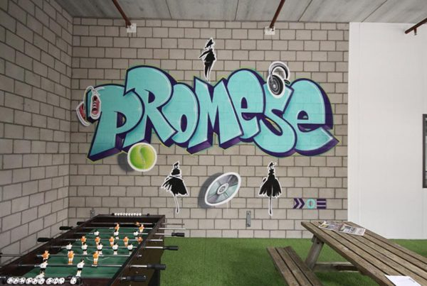Promese painting