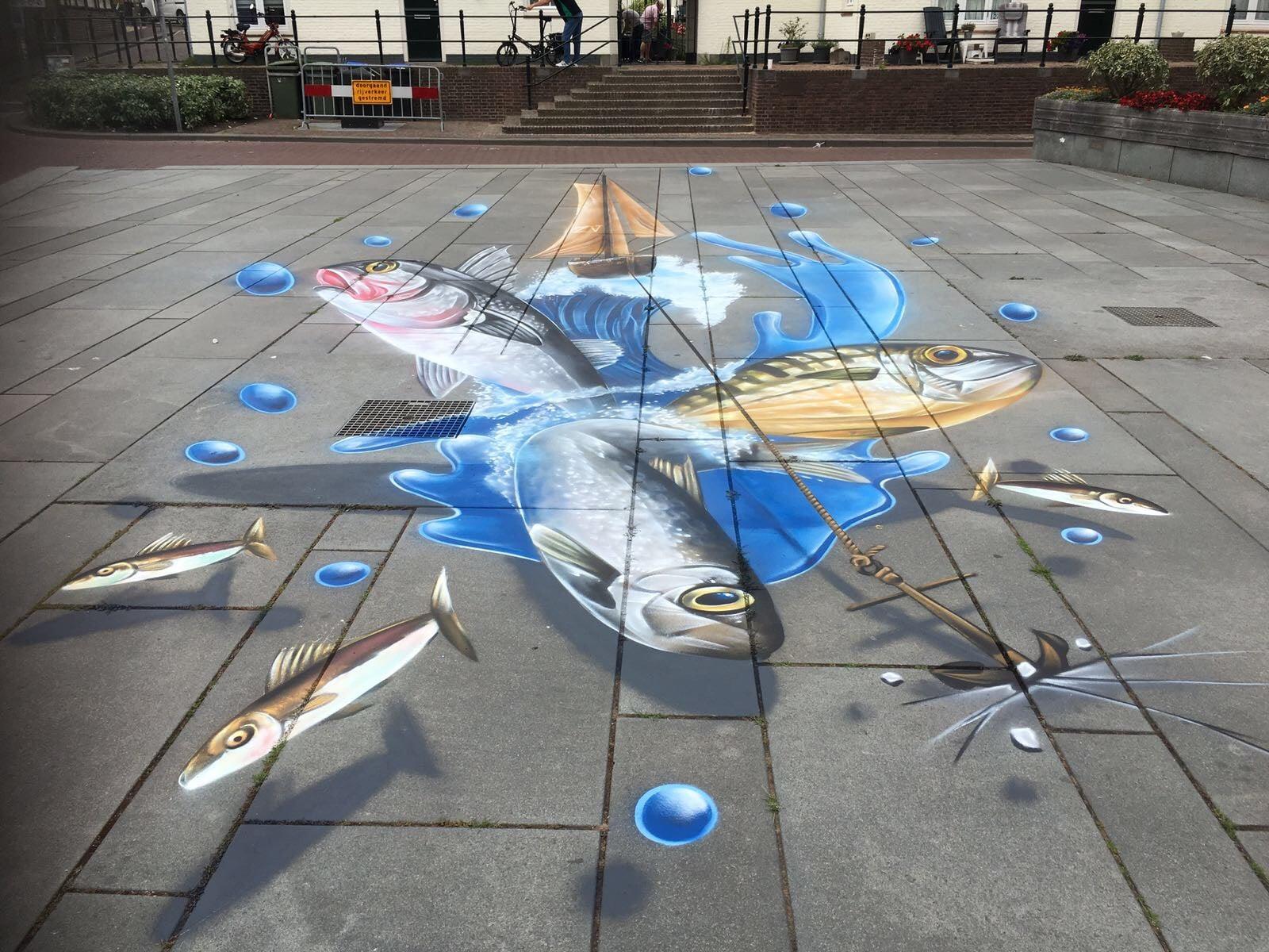 Zandvoort street art festival