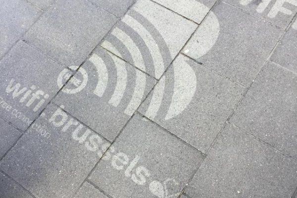 Street advertising cibg.brussels
