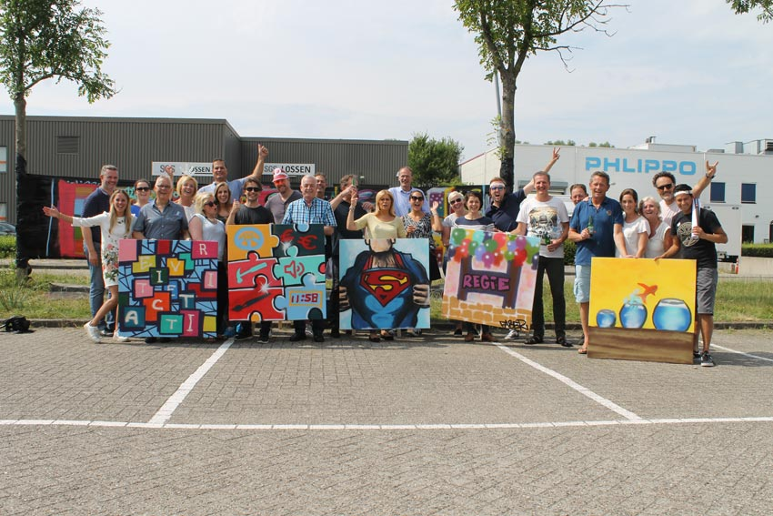 Graffitiworkshop Gielissen