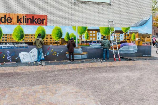 Painting Municipality of Zeist