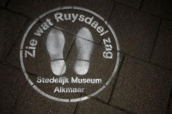 Krijt-uitingen Museum Alkmaar