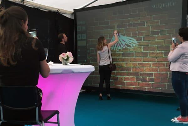 Graffiti virtuel en France