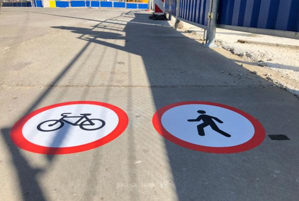 Gadeklistermærker Kommune Amsterdam