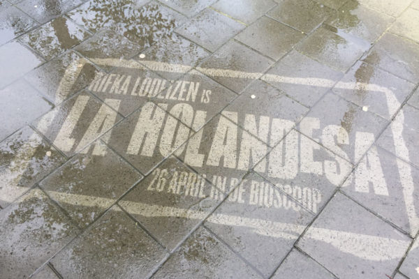Guerilla-Marketing La Holandesa