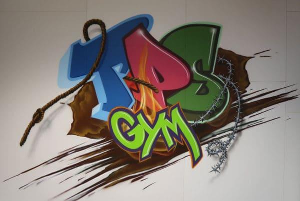 TPS壁画
