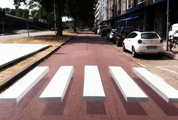 3D zebrapad Arnhem