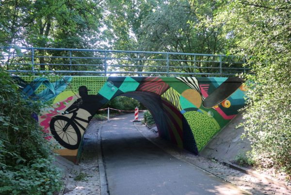 Anti-graffiti project Amstelveen
