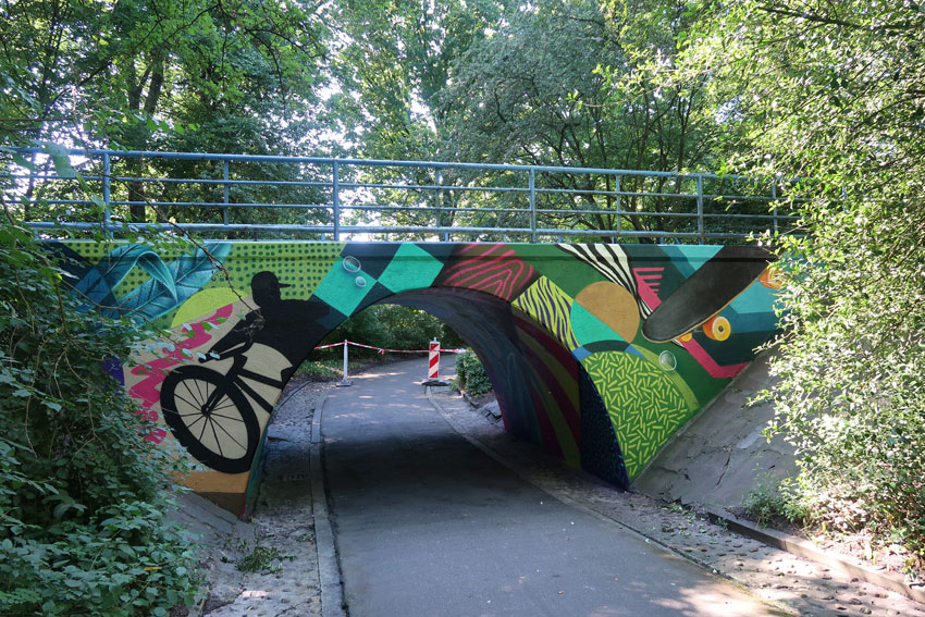 Anti-graffiti project Amstelveen