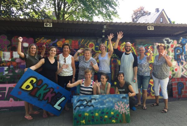 Hengelo Graffiti-Workshop