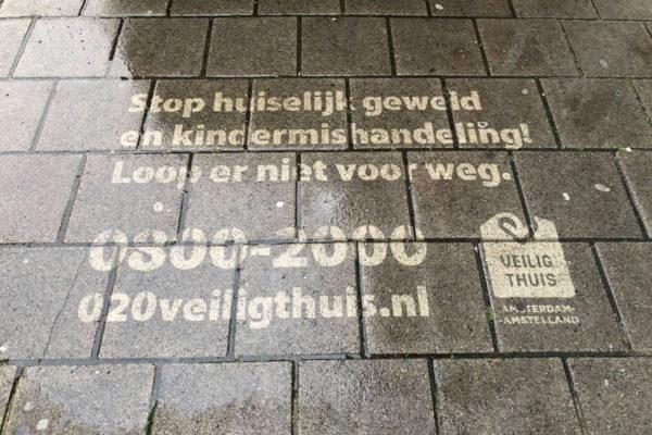Omvända graffitiuttryck
