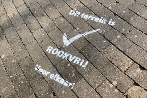 Kreideausdrücke Radboud