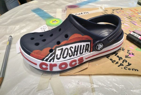 Crocs customize Berlin