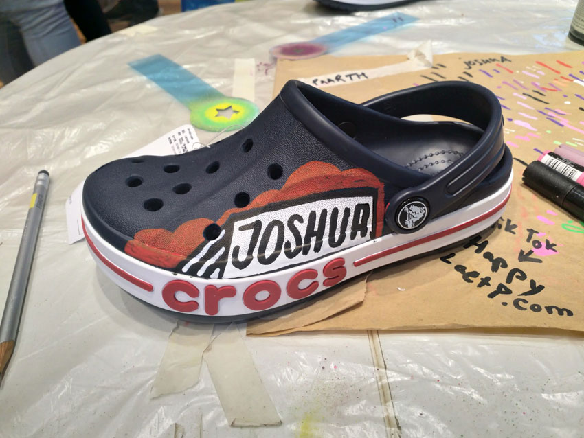 Crocs customizen Berlin