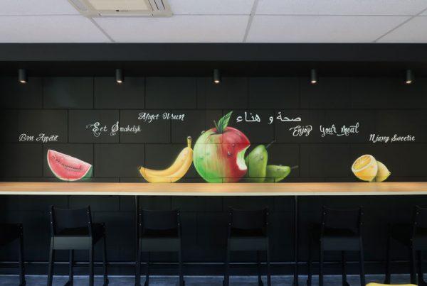 Wandmalerei Microfix