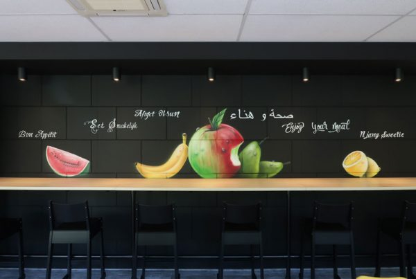 Peinture murale Microfix