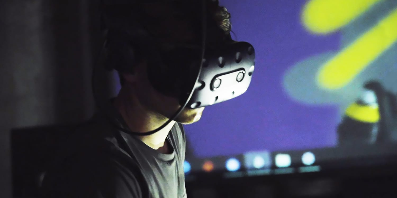 Simulateur de graffiti VR