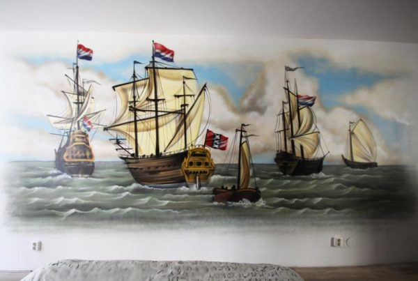Amsterdamкорабли