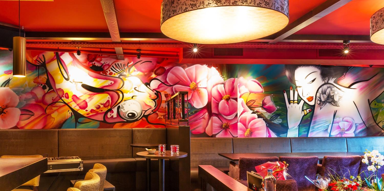 Graffiti para empresas
